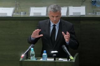 NRA zgłosi udział w postępowaniu dot. immunitetu sędziego Wróbla