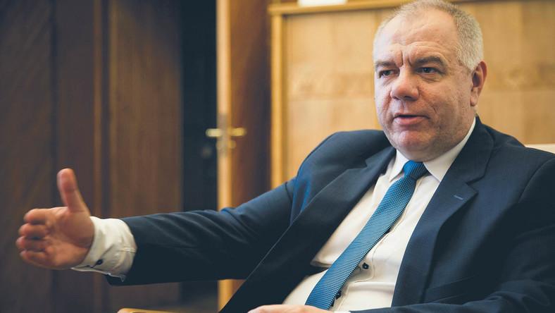 JACEK SASIN WICEPREMIER, MINISTER AKTYWÓW PAŃSTWOWYCH
