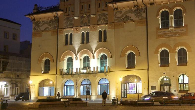 Narodowy Stary Teatr w Krakowie