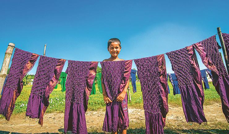 Bangladeš tkanina