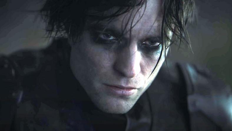 "Robert Pattinson jako ""Batman"""