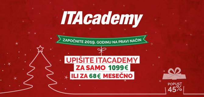 Upišite ITAcademy