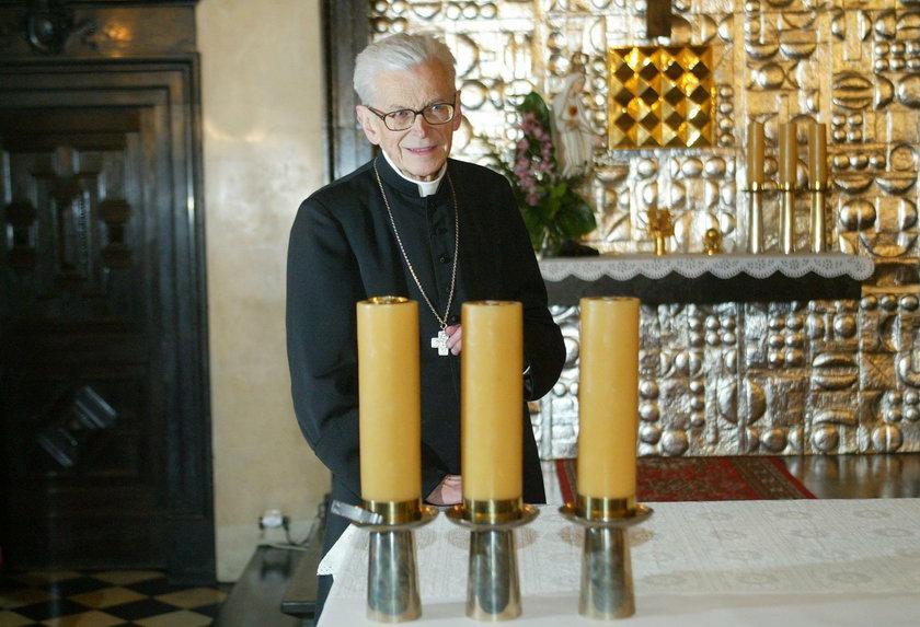 Kardynał Franciszek Macharski (†89 l.)