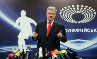 Poroszenko będzie liderem opozycji?