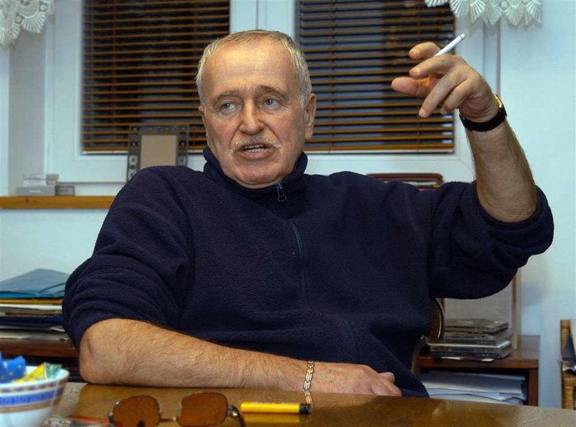 Nowicki zachwala film Lubaszenki