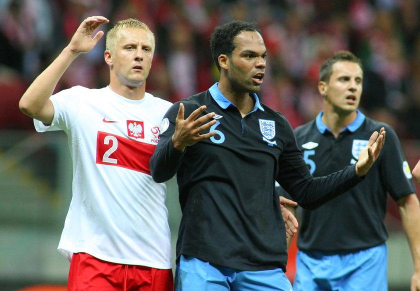 Mecz Polska - Anglia