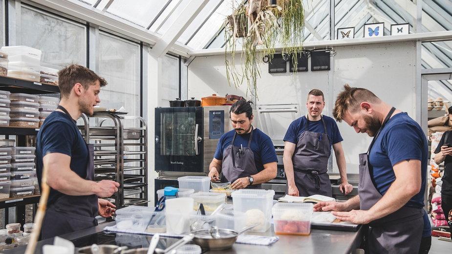 Rene Redzepi, twórca kopenhaskiej restauracji Noma, rusza z nowym projektem. Tym razem nie chodzi o restaurację.