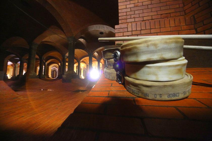 Ślub w podziemnej katedrze na Stokach!