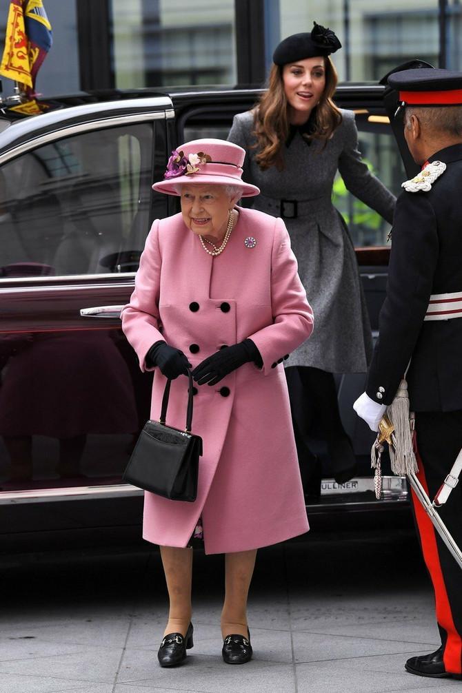 Modni dvojac: Kejt i kraljica