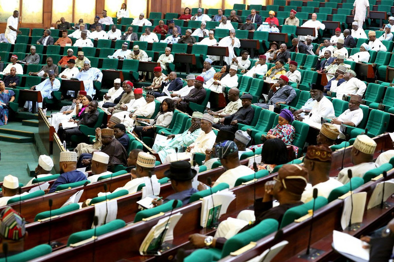 House of Reps plenary