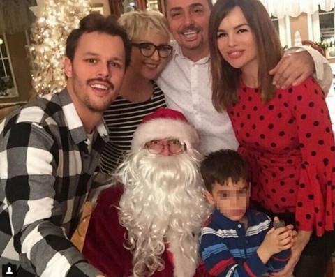 PORODIČNO: Ovako Severina slavi Božić!