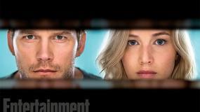 """""""Passengers"""": pierwsze zdjęcie Jennifer Lawrence i Chrisa Pratta"""