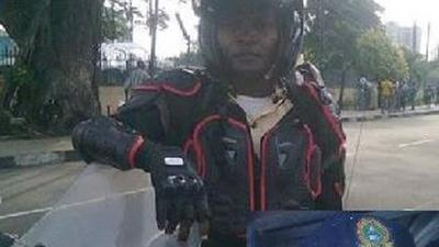 LASTMA official allegedly killed by motorcyclist