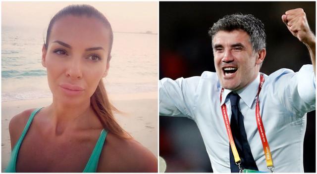 Senka Mandić i Zoran Mamić