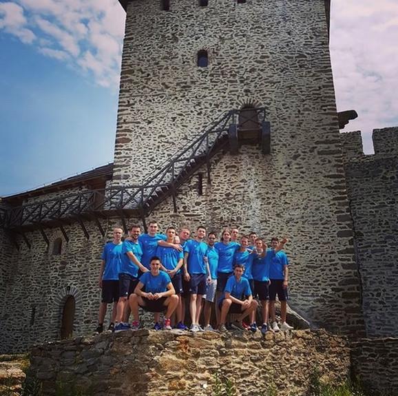 Kadetska košarkaška reprezentacija Srbije
