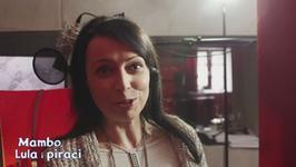 """""""Mambo, Lula i piraci"""": Pakosińska, Zamachowski i Boberek zapraszają na film"""