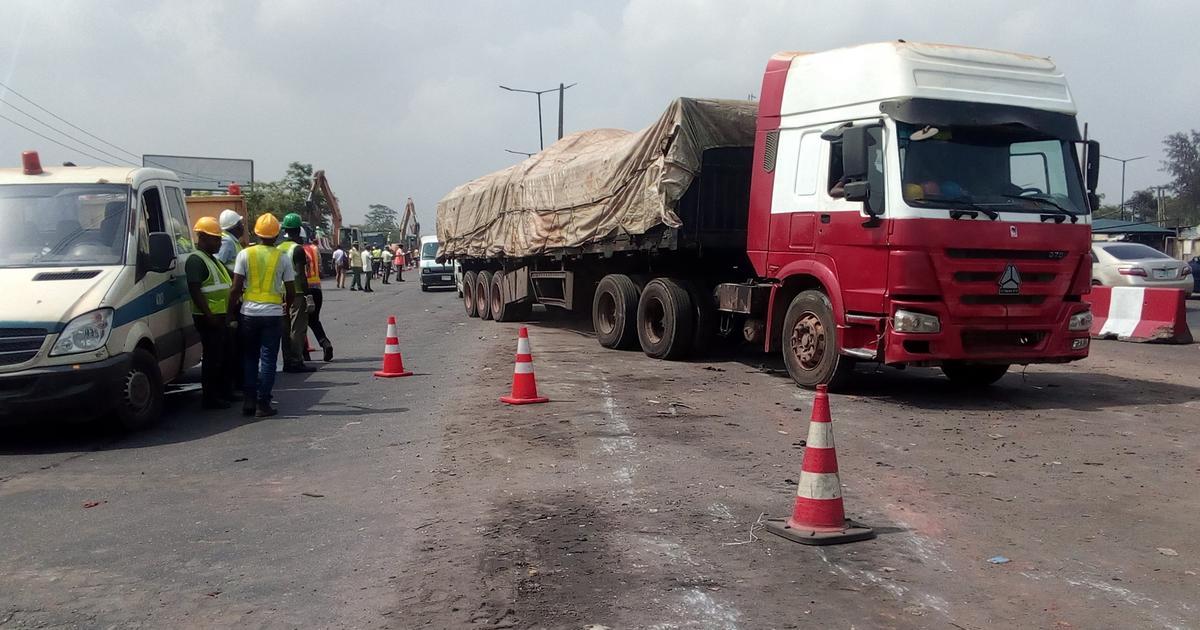 Work resumes on Lagos-Kara Bridge traffic diversion project - Pulse Nigeria