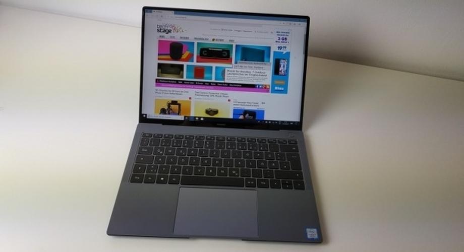 Matebook X Pro: Edel-Notebook von Huawei im Test