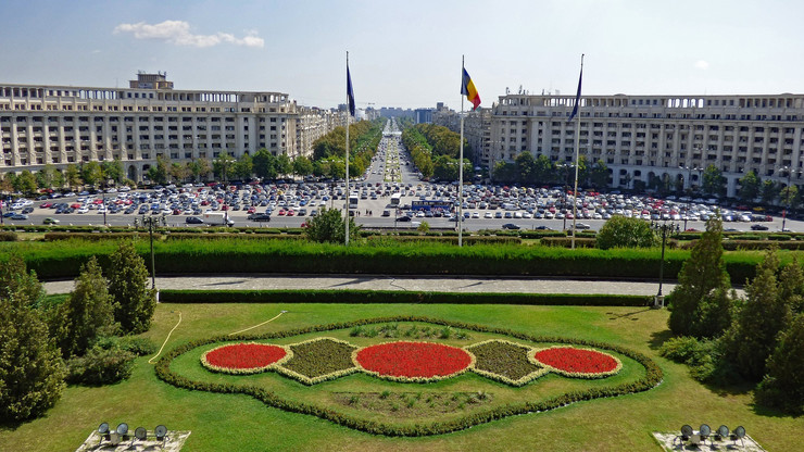 Bukurešt, Rumunija
