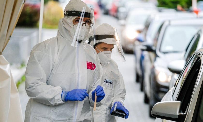Koronawirus w Polsce. Nowe zakażenia i zgony