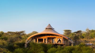 Richard Branson's Mahali Mzuri hotel in Kenya is now the best in the world