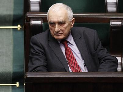 Prof. Jerzy Żyżyński, ekonomista, od 2011 roku był posłem PiS. W marcu 2016 roku został członkiem RPP