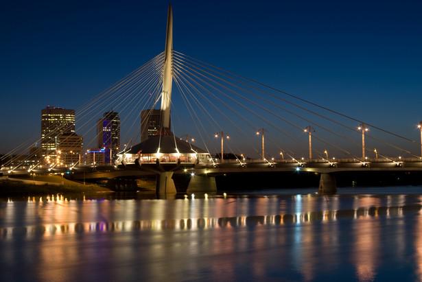 Winnipeg, stolica stanu Manitoba w Kanadzie. Fot. Shutterstock