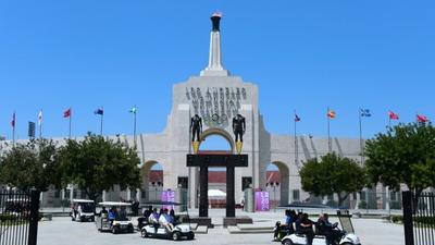 'Why wait for '28?' say LA bid chiefs as venues shine