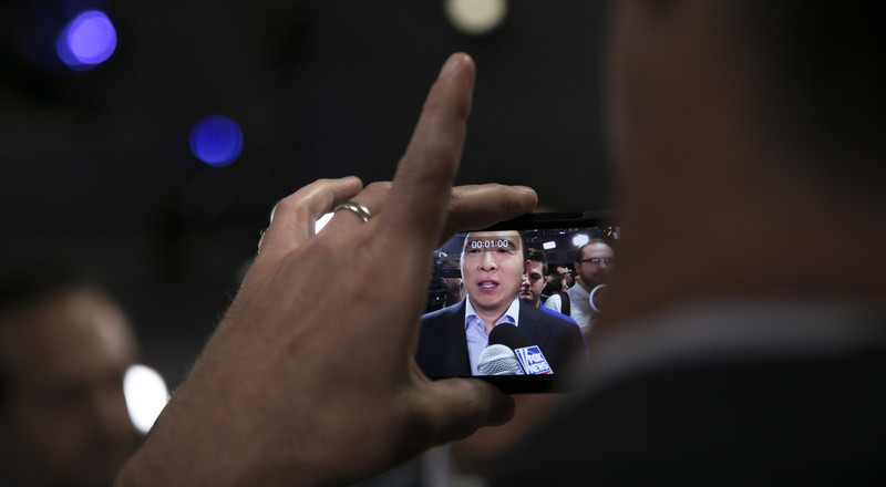 Andrew Yang Is Listening