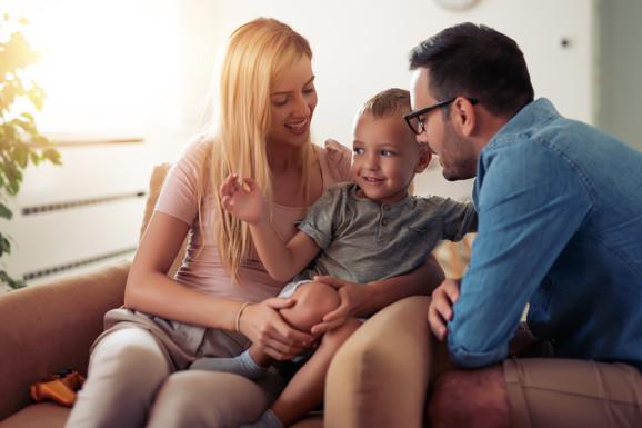 Porodica, ilustracija