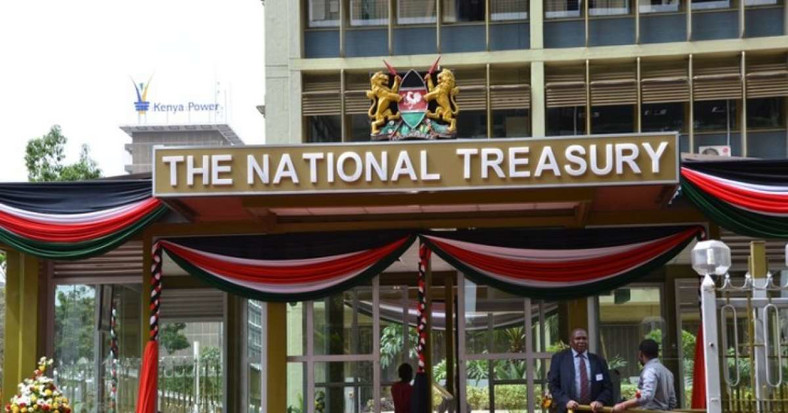 Kenya's National Treasury