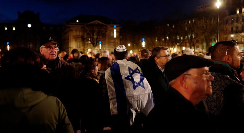 Editorials of The Times: Anti-Semitism rises anew in Europe