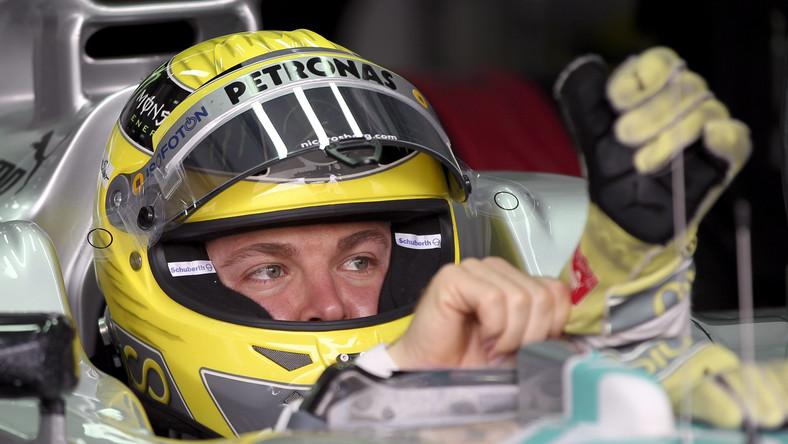 Finowie wybaczyli już kierowcy teamu Mercedes GP
