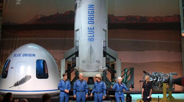 Zarówno Branson, jak i Bezos spoglądają łapczywie na orbitę okołoziemską.