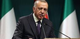 Prezydent Turcji wywołał dyplomatyczny skandal. Obraził Emmanuela Macrona