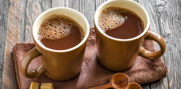 Codziennie pili kubek kakao. Efekt? Zadziwiający!