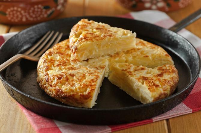 Tradicionalno špansko jelo