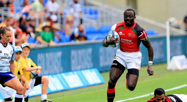 Collins Injera in action
