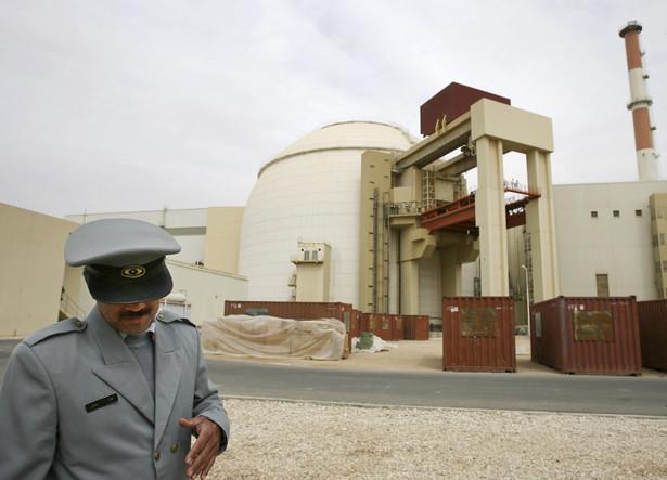 Elektrownia atomowa w Iranie
