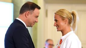 Andrzej Duda spotkał się z olimpijczykami