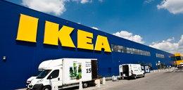 Uwaga! Lampki z IKEA mogą razić prądem!