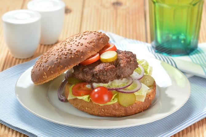 Kada nestane strah od hrane ni hamburger nije zabranjen