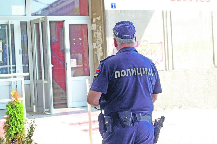 Novi Beograd policija