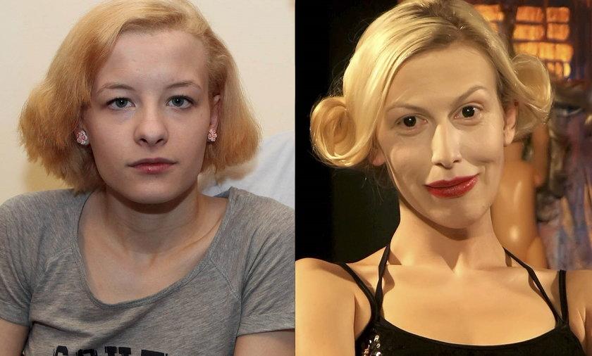 Katarzyna Waśniewska i Katarzyna Chlebny.