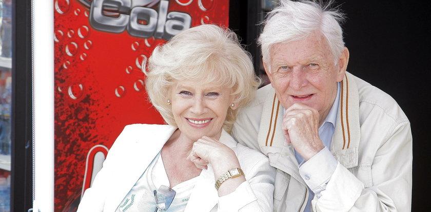 Krystyna Loska: Żałuję, że mąż nie dożył moich 80. urodzin