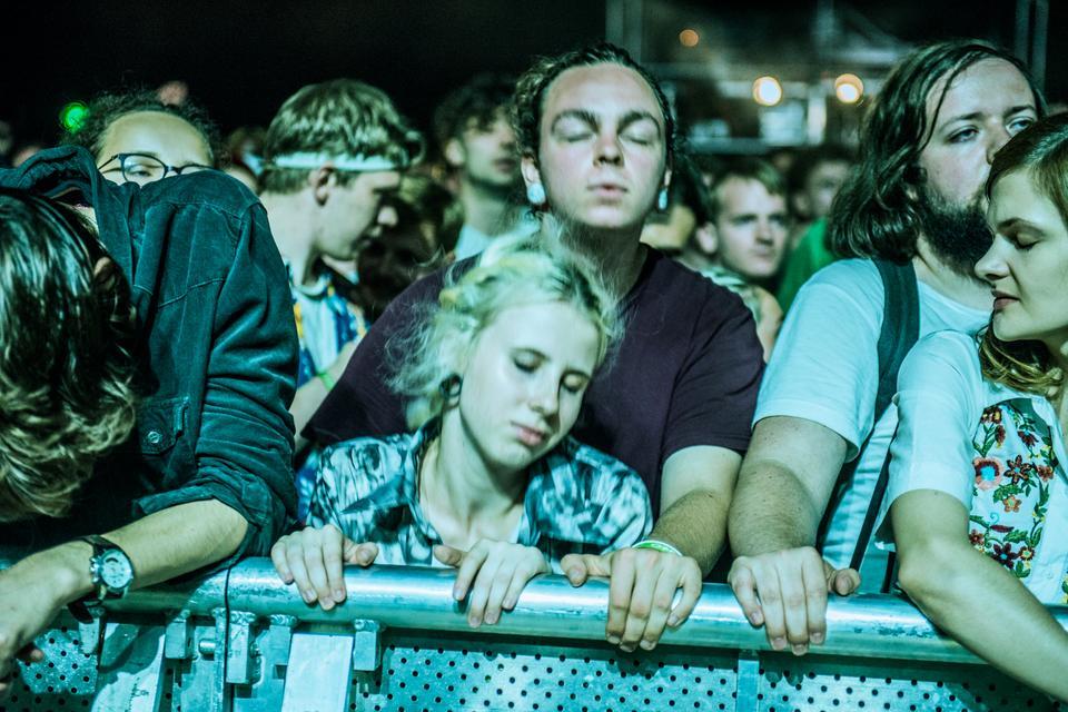 OFF Festival 2017 - zdjęcia publiczności