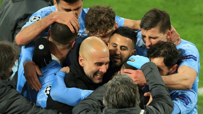 Guardiola says Man City 'want more' after reaching Champions League semis