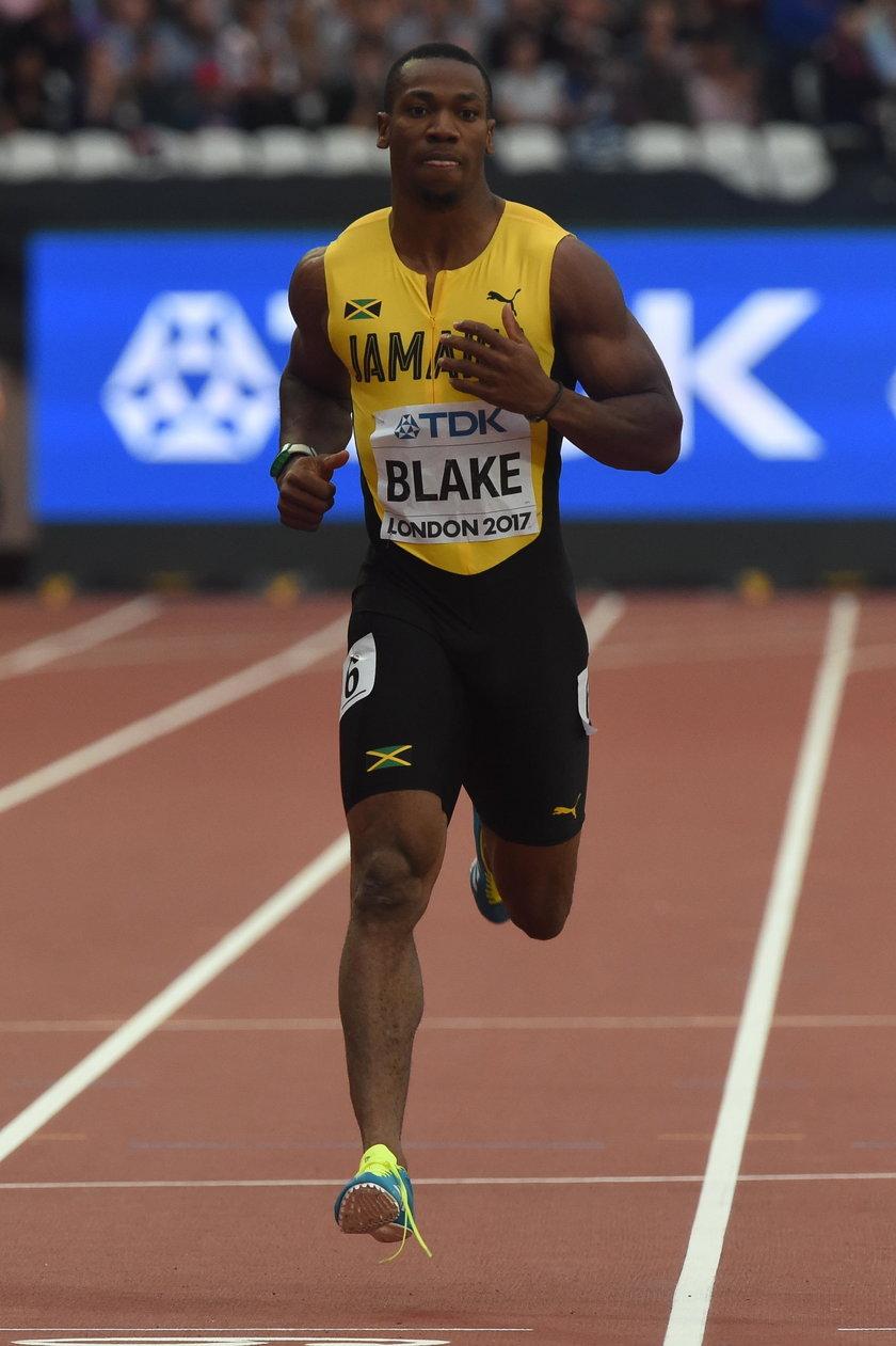 Yohan Blake (32 l.) to jeden z najbardziej utytułowanych sprinterów ostatnich lat.