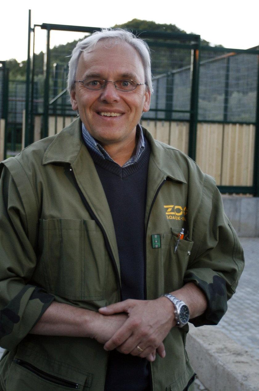 Dyrekto Zoo w Gdańsku, Michał Targowski