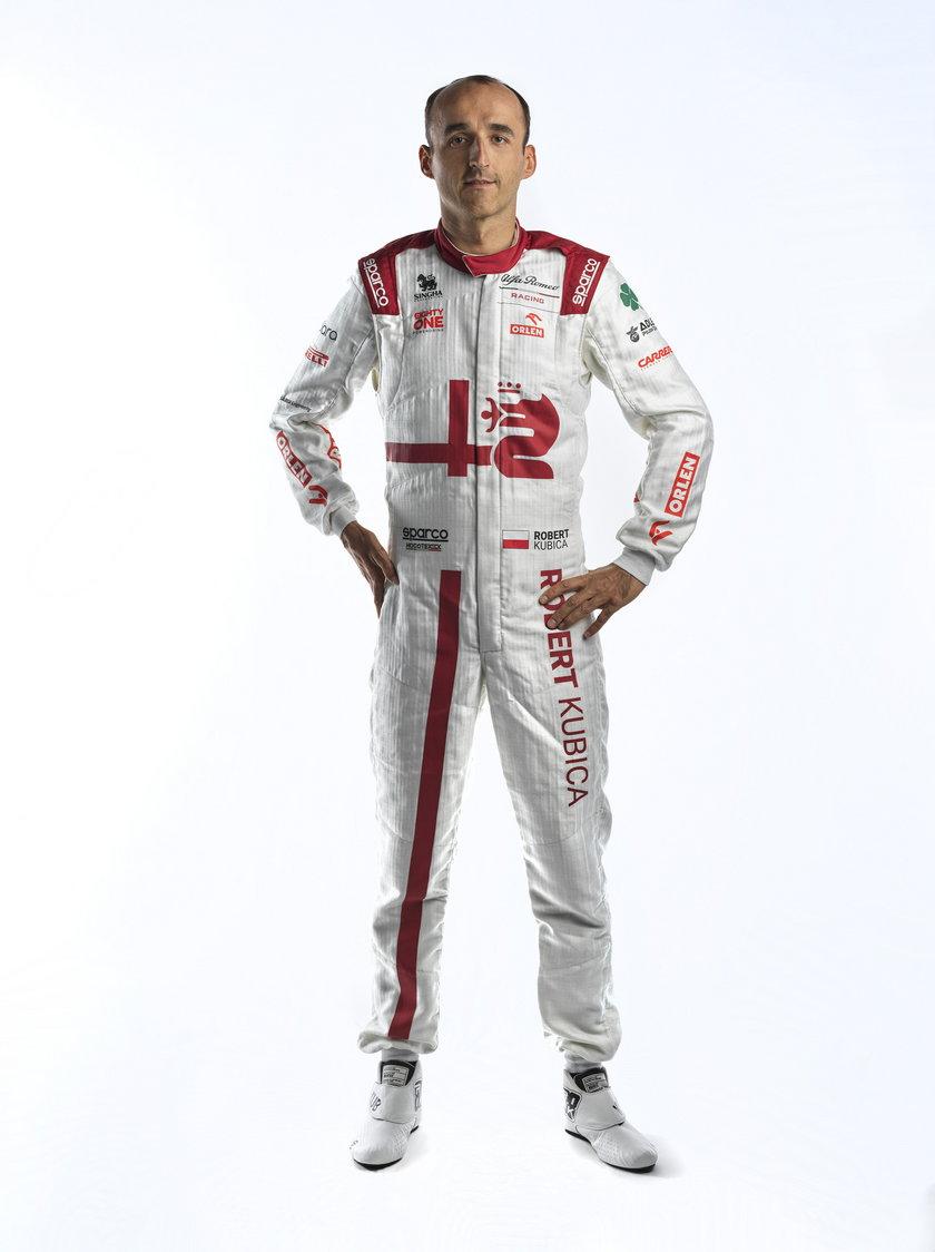 Nasz kierowca zastąpi Kimiego Raikkonena (42 l.), jeżdżąc przed Grand Prix Hiszpanii.